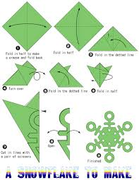 How To Make A Snowflakes Out Of Paper - how to fold a paper snowflake home design architecture cilif