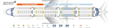 Porter Airlines Route Map by Seat Map Boeing 777 300 Air New Zealand Best Seats In The Plane