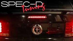 mustang third brake light restore specdtuning installation video 2005 2009 ford mustang 3rd brake