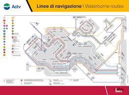 venice vaporetto map book actv vaporetto transport tickets venice italy