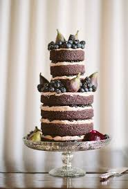 Wedding Cake No Icing Best Wedding Cakes Of 2014 Brides