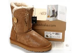 womens ugg boots with buttons ugg pteris bailey button boots 5803 brown