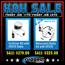 Rugged Radios For Sale Rugged Radios King Of The Hammers 2014 Sale Race Dezert
