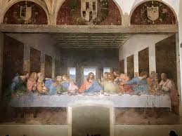 the original last supper painting it s conspiracy theories steemit the original last supper painting it s conspiracy theories created with sketch