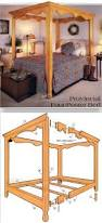 Complete Bedroom Set Woodworking Plans Best 25 Poster Beds Ideas On Pinterest 4 Poster Beds 4 Post