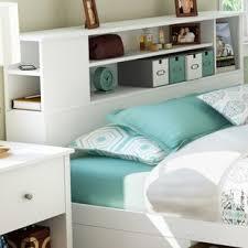 twin xl bookcase headboard bookcase headboard twin bed wayfair