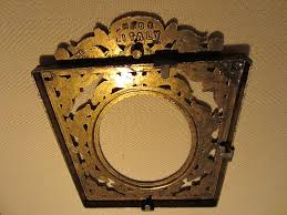 a frames for sale italian art deco brass picture frame for sale antiques com