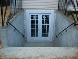 basement entry doors more weatherproof brendaselner basement ideas