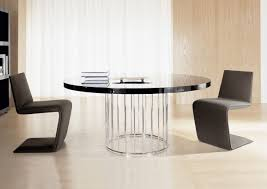 modern wood round dining table contemporary dining room tables and chairs modern kitchen