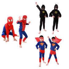 spiderman costume ebay