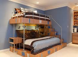 Cool Bunk Beds For Boys Custom Loft Beds For Home Improvement 2017