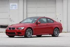 Bmw M3 Red - 2008 bmw m3 coupe and sedan new car reviews grassroots motorsports
