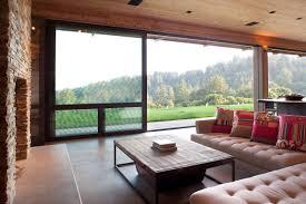Rustic Modern Living Room by