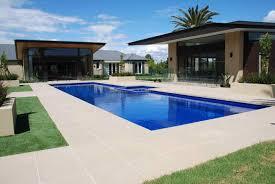 pool landscaping designs backyard fence ideas