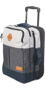 light travel bags luggage 2017 rip curl f light 2 0 cabin 35l stacka travel bag navy btrcn2