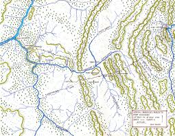 George Washington Bridge Map by Braddock U0027s Defeat Battle Of Monongahela River