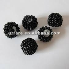 black seed bead balls for jewelry diy buy beaded hanging