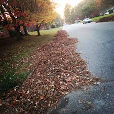 town of garner nc home fall leaf collection