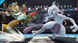 Armchair Analysis Super Smash Bros For Wii U And 3ds Mewtwo Impressions Shacknews