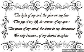 birthday poems for daughter u2013 wishesmessages com