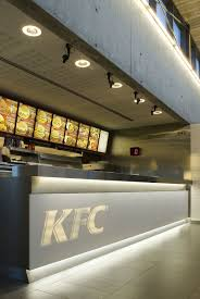 Fast Food Kitchen Design Fast Food Restaurant Kfc Pk Arkitektar Archdaily