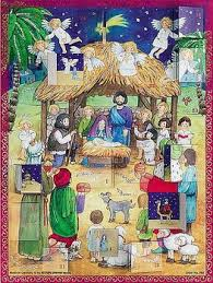 nativity advent calendar nativity advent calendar paper numbered windows 10 1