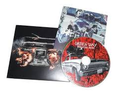 photo album sets album special feature cd box sets green day revolution radio