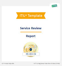 checklist service review report it process wiki