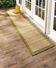 Outdoor Runner Rug Unbranded Indoor Outdoor Polypropylene Runner Rugs Ebay