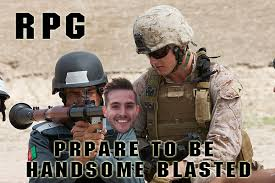Soldier Meme - image 279523 ridiculously photogenic guy zeddie little know