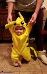 6 Month Baby Halloween Costumes 25 Baby Pikachu Costume Ideas Pikachu