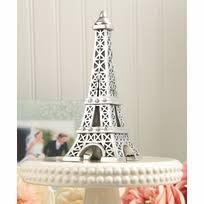 Eiffel Tower Table Centerpieces Paris Favors