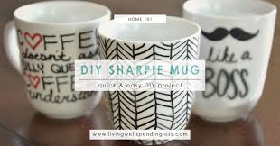 Decorating Porcelain Mugs Diy Sharpie Mugs Diy Painted Mugs
