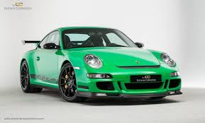 porsche 911 green used 2008 porsche 911 gt3 997 for sale in guildford pistonheads
