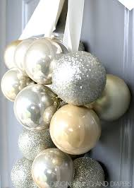 diy ornament door decoration dollar stores diapers and ornament