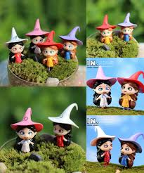 visit to buy new micro fairy garden decoration miniatures gnomes