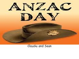 claudiu and where is anzac day celebrated it is celebrated