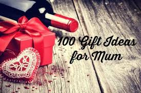 100 gift ideas for mum stay at home mum