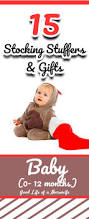 gifts and stocking stuffers for a baby 0 12 months