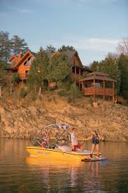 Smith Mountain Lake Fishing Map The Best Lakes Across The South Southern Living