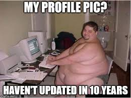 Funny Fat People Meme - image tagged in fat guy javascript imgflip