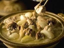 cuisine en pot j jisaku s specialty 6 course meal of mizutaki pot kaiseki
