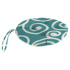 Round Outdoor Bistro Chair Cushions by Coral Coast Valencia Bistro Outdoor Round Seat Cushion 16 In