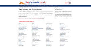 best drop shipping companies 12 directories for wholesale