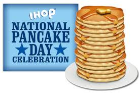ihop black friday ihop free pancakes for national pancake day march 3