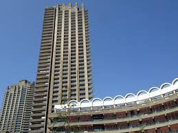 London Terrace Towers Floor Plans by Brutalist Beauty The Barbican Estate U0027s Value Soars