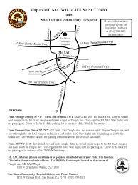 Mount Sac Map Mtsacmap Road Transport Parking