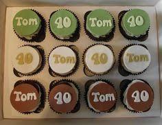 40th birthday cupcakes beach house bakery cakes cupcakes