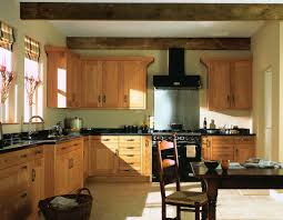 Kitchen Oak Cabinets Paint Colours For Kitchen With Oak Cabinets 5 Top Wall Colors For