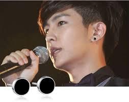 mens black earrings mens black stud earrings stud earrings references